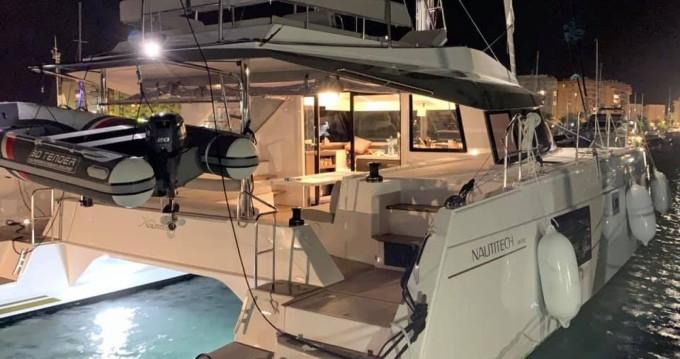 Louer Catamaran avec ou sans skipper Nautitech à Le Grau-du-Roi