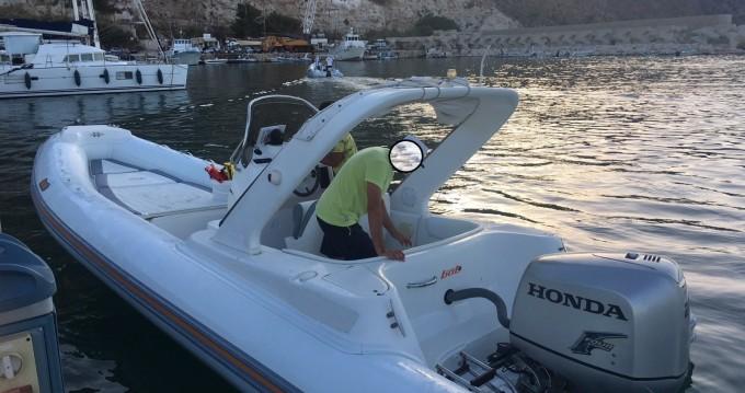Location bateau Bat 6.80 à Castellammare del Golfo sur Samboat