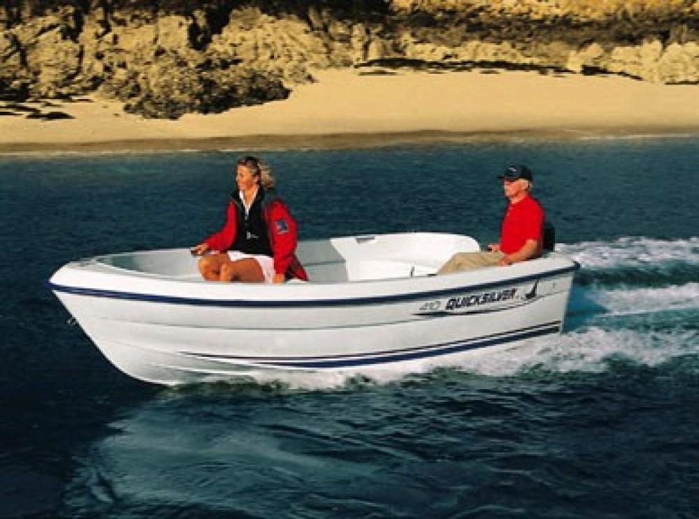 Location Bateau à moteur à Marseille - Quicksilver Quicksilver 410 Fish