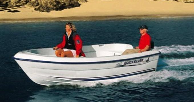 Louez un Quicksilver Quicksilver 410 Fish à Pointe-Rouge