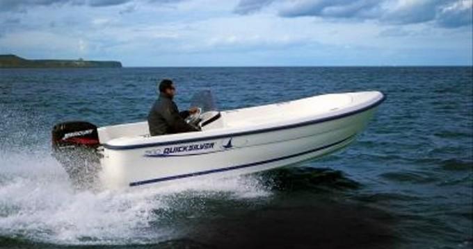 Location bateau Quicksilver Quicksilver 410 Fish à Pointe-Rouge sur Samboat