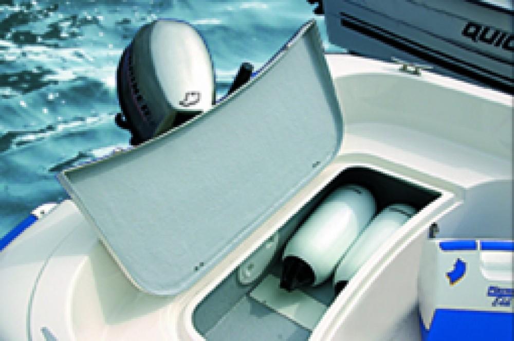 Location yacht à Marseille - Quicksilver Quicksilver 410 Fish sur SamBoat