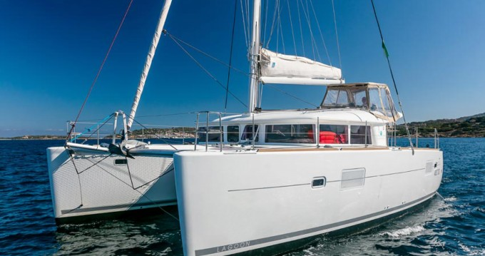 Catamaran à louer à Ayamonte au meilleur prix