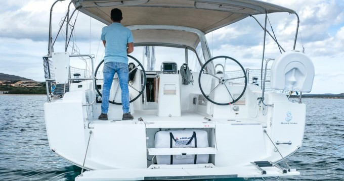 Louer Voilier avec ou sans skipper Bénéteau à Ayamonte