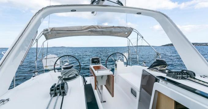 Location yacht à Ayamonte - Bénéteau Oceanis 38 sur SamBoat