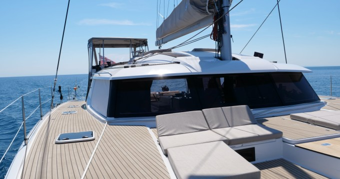 Location Catamaran à Ajaccio - Fountaine Pajot Saba 50