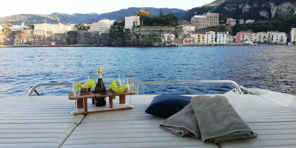 Location yacht à Campanie - Gianetti 50' HT sur SamBoat