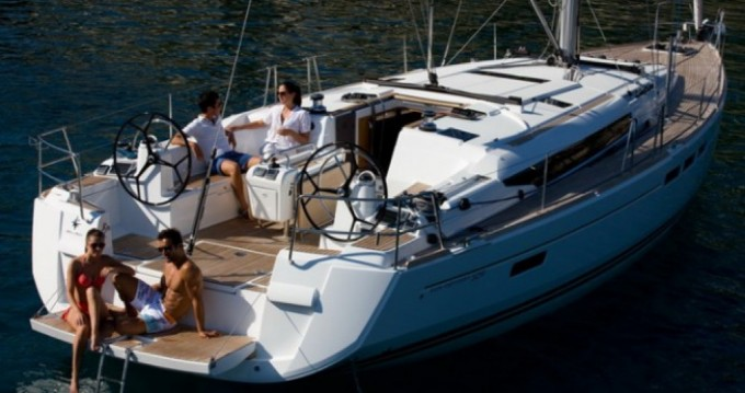 Louez un Jeanneau Sun Odyssey 509 à Dénia