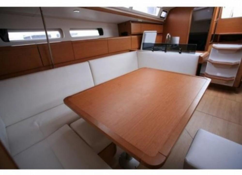 Location bateau Jeanneau Sun Odyssey 439 à Herceg Novi sur Samboat