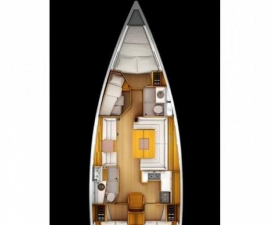 Location bateau Herceg Novi pas cher Sun Odyssey 439