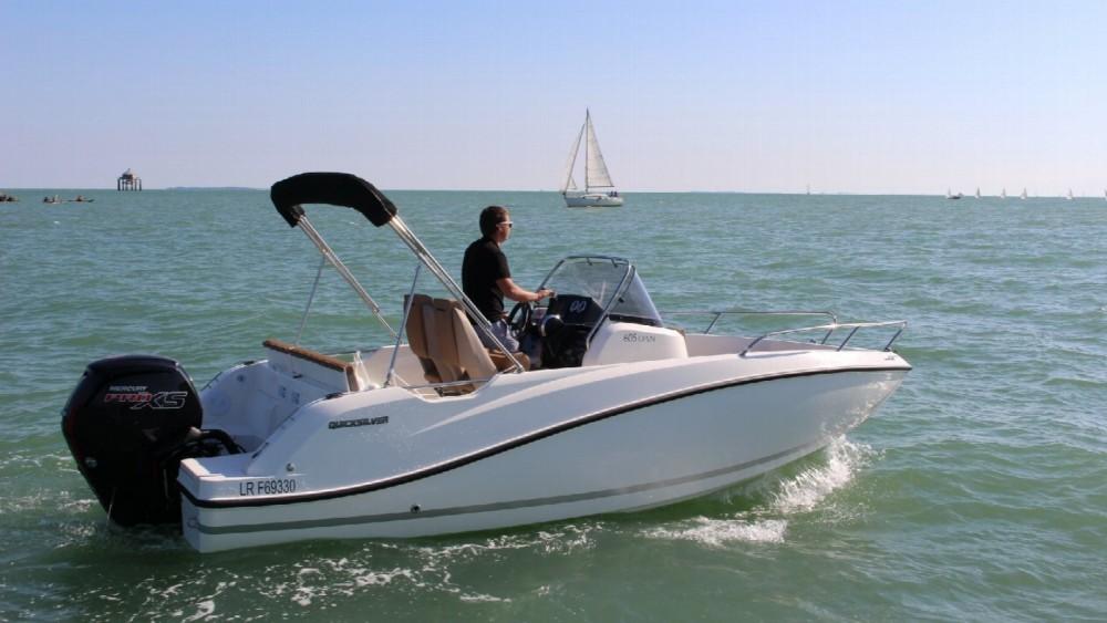 Location yacht à La Rochelle - Quicksilver Activ 605 Open sur SamBoat