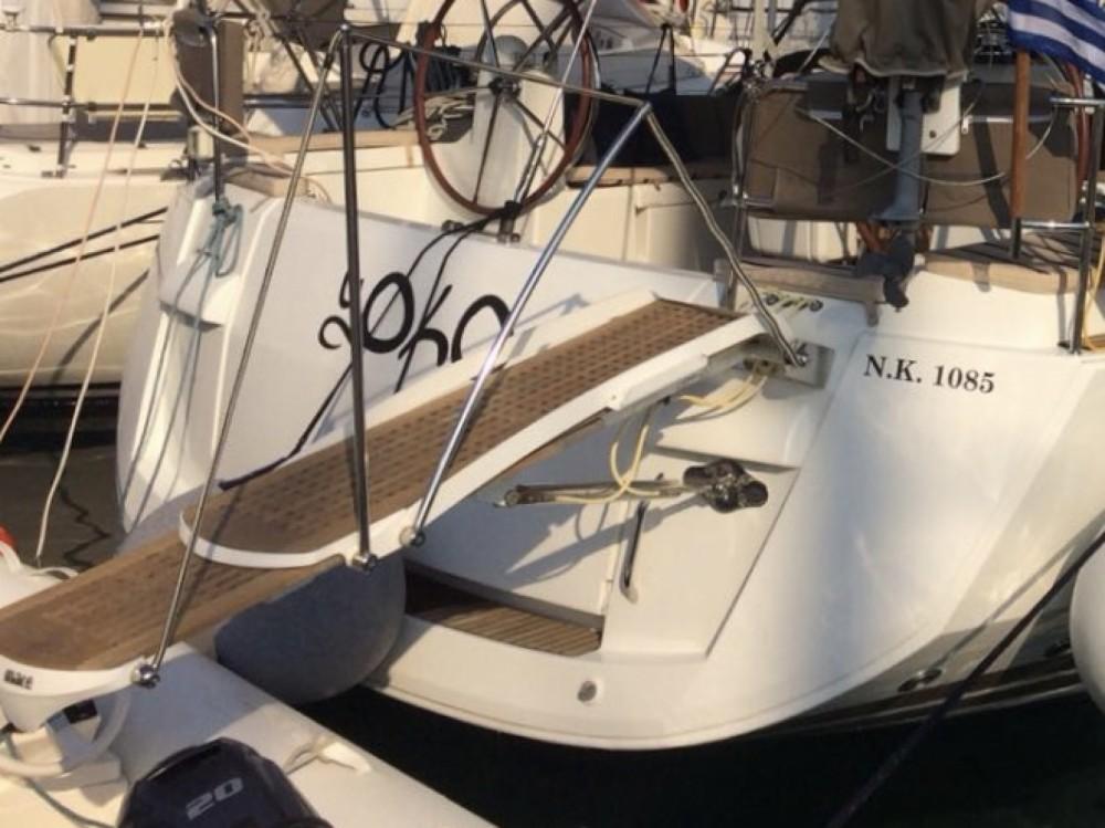 Location yacht à Corfu - Jeanneau Sun Odyssey 509 sur SamBoat