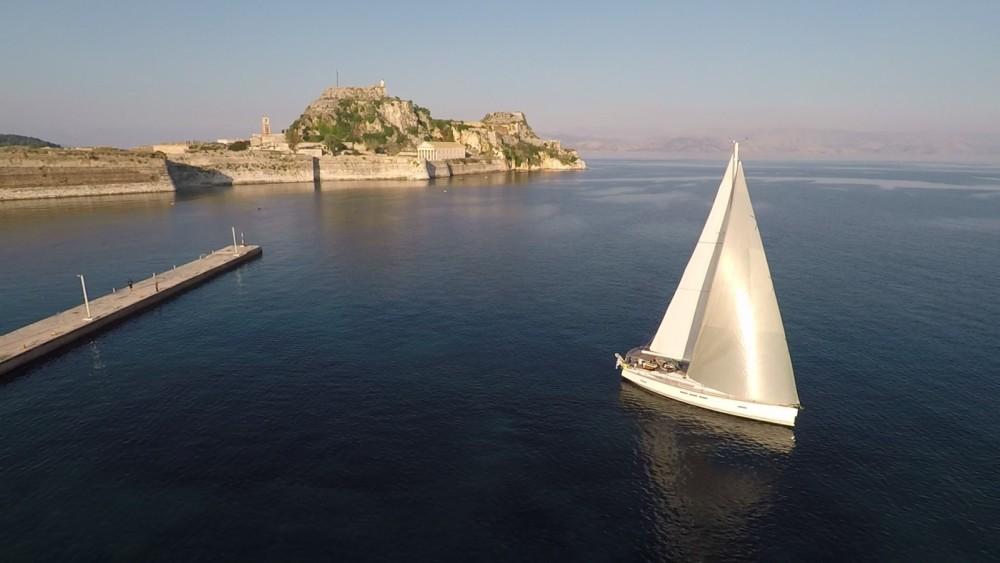 Location bateau Corfu pas cher Sun Odyssey 509