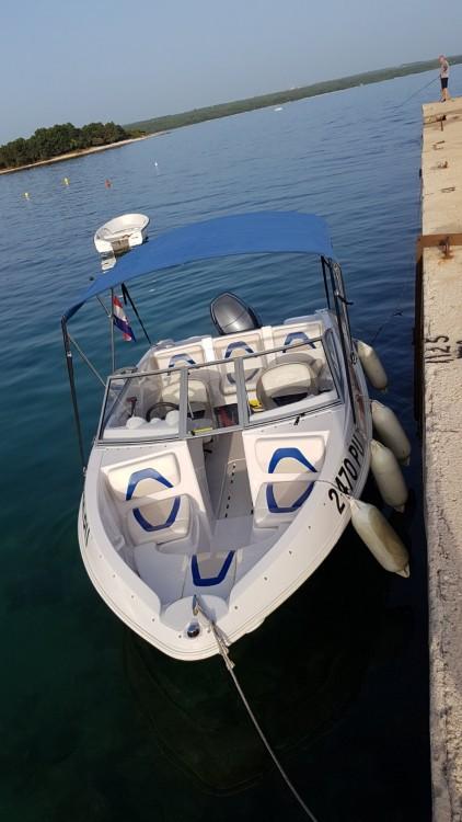 Location bateau Glastron 170 sx à Fažana sur Samboat