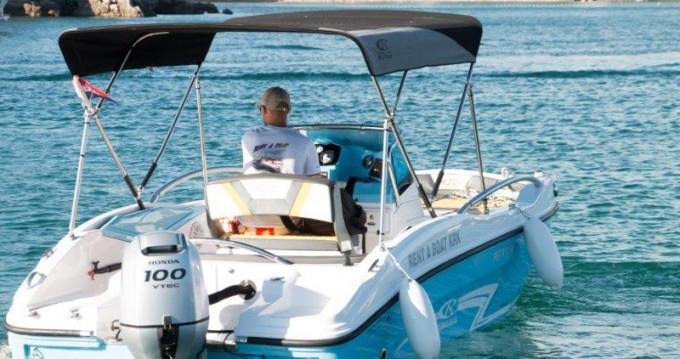 Louer Bateau à moteur avec ou sans skipper Rancraft à Krk