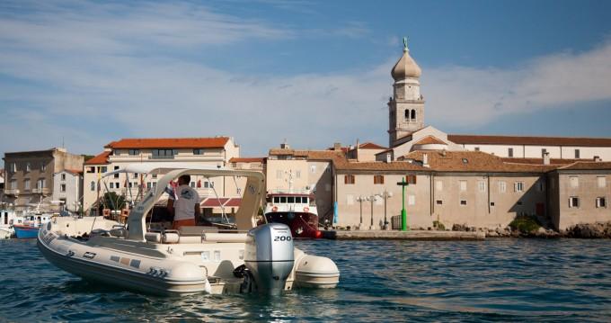 Location yacht à Krk - Solemar SOLEMAR  sur SamBoat