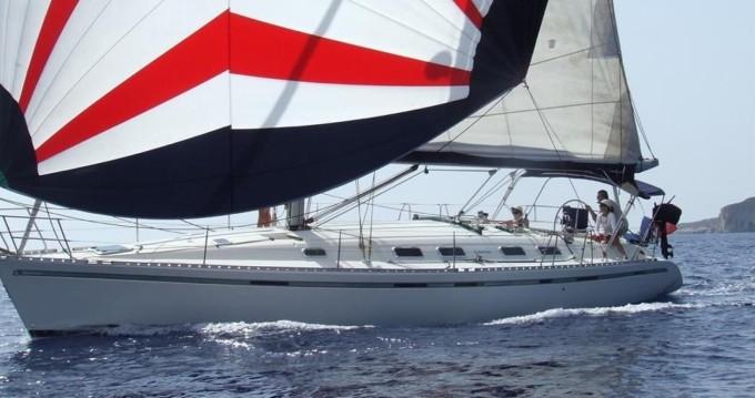 Bénéteau First 45 F5 entre particuliers et professionnel à La Maddalena