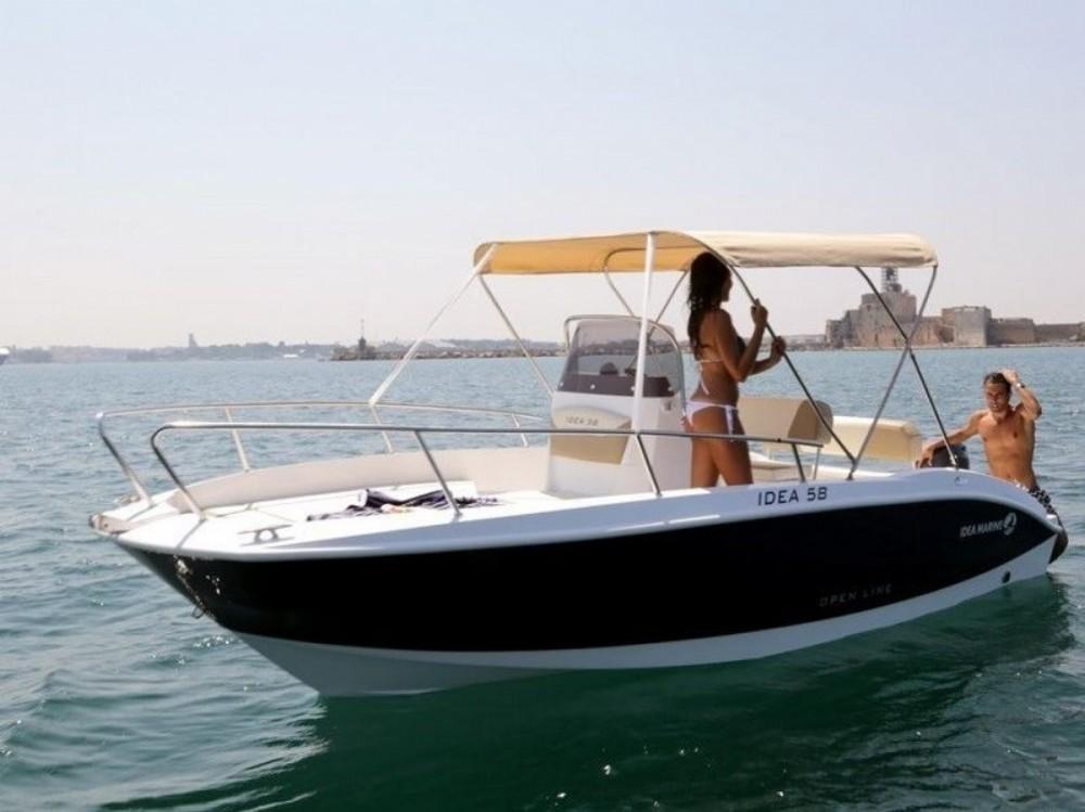 Location yacht à Le Lavandou - Idea Marine Idea 58 sur SamBoat
