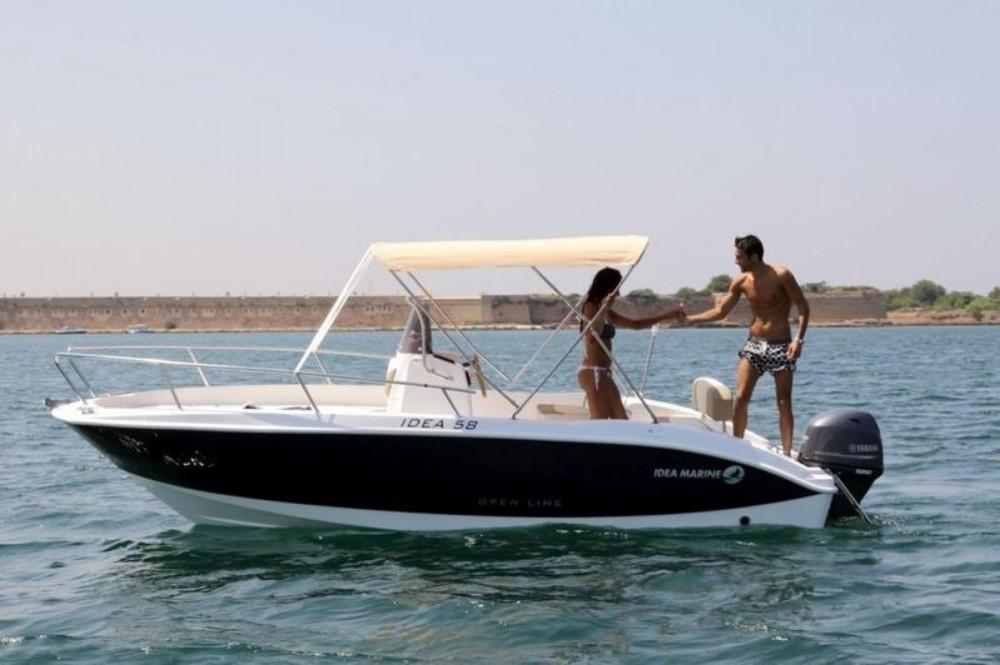 Location bateau Le Lavandou pas cher Idea 58