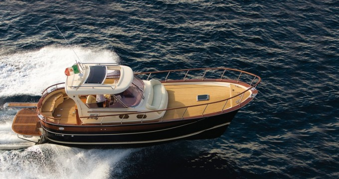 Location bateau Positano pas cher Fratelli Aprea 36
