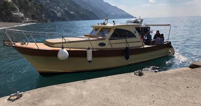 Location bateau Positano pas cher Milano Aprea Mary