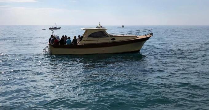 Location bateau Apreamare Milano Aprea Mary à Positano sur Samboat