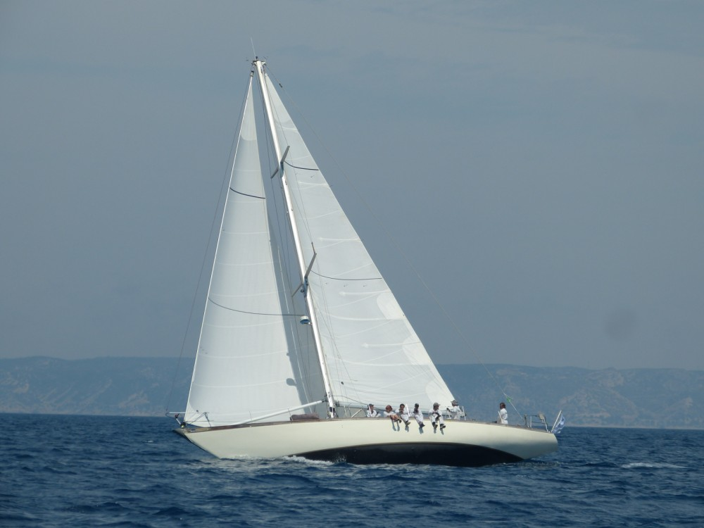 Rental Sailboat in Saint-Florent - Sangermani course croisière