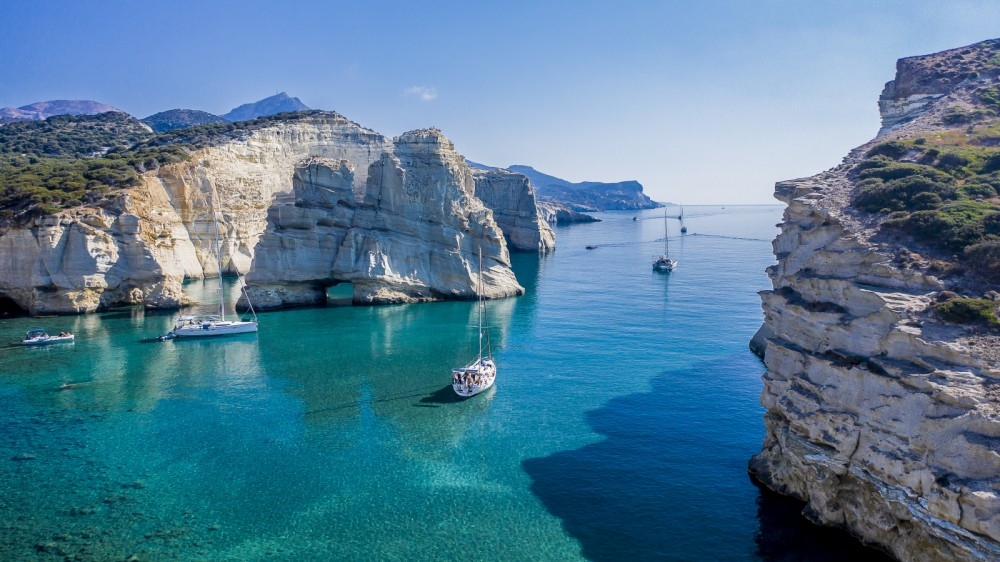 Location Catamaran à Ermoupoli - Jouandoudet privilige 42