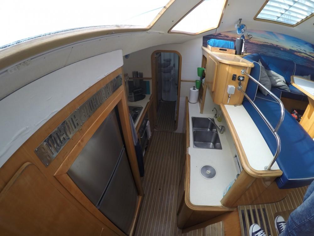 Location bateau Jouandoudet privilige 42 à Ermoupoli sur Samboat