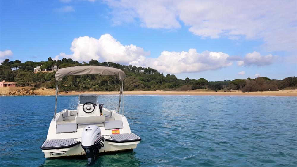 Location bateau V2 BOATS 5.0 SPORT à Palamós sur Samboat