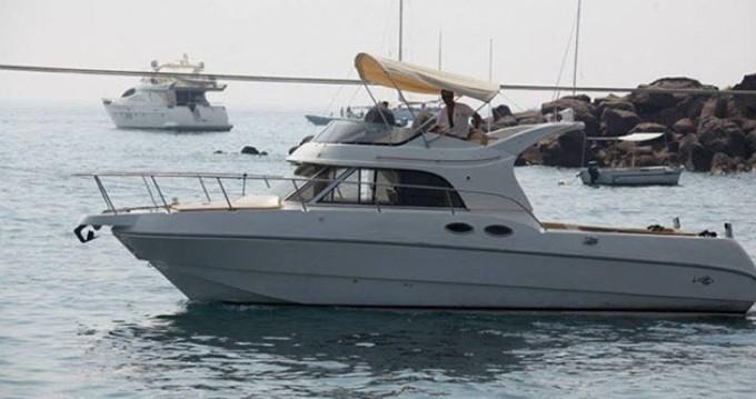 Location bateau Rio Yachts 1000 Cabin Fish - Rio 35 à Catane sur Samboat