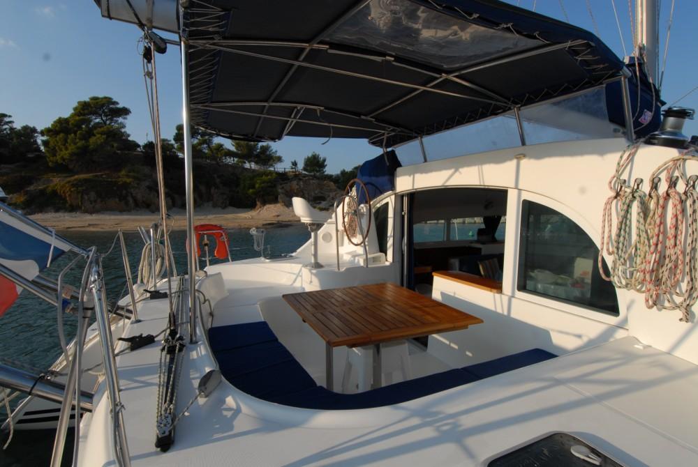 Location yacht à Hyères - Lagoon Lagoon 380 sur SamBoat
