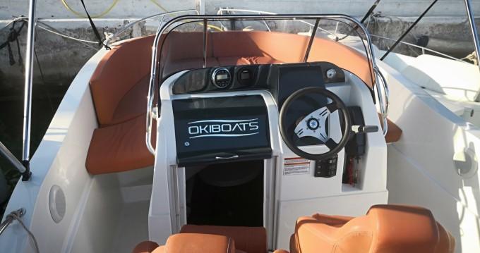 Location bateau Sitges pas cher BARRACUDA 545