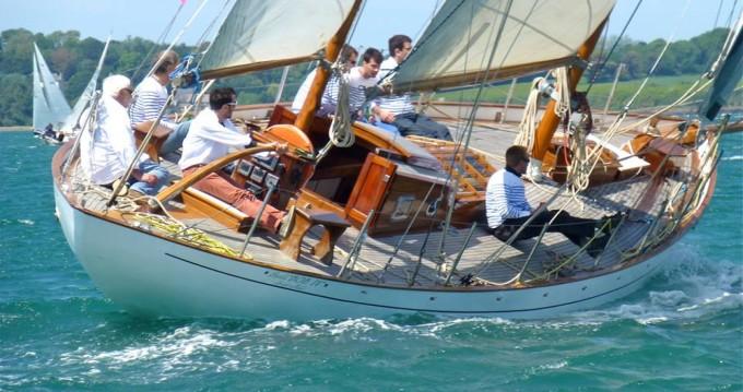 Location Voilier à Saint-Malo - yacht classique BOB 4 Cornu