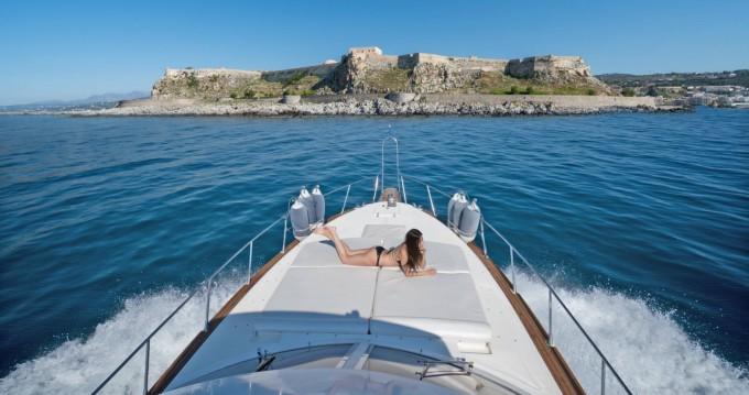 Location bateau Piantoni Harmony 42 à Rethymno sur Samboat