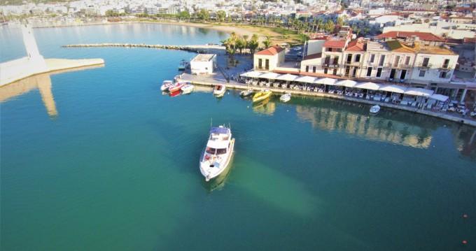 Location bateau Rethymno pas cher Harmony 42