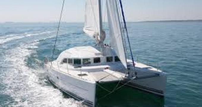 Location bateau Dénia pas cher Lagoon 38
