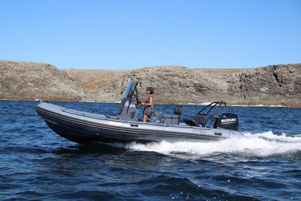 Location yacht à Lorient - Zodiac Pro 7 sur SamBoat