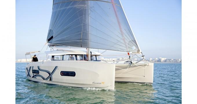 Louer Catamaran avec ou sans skipper Cnb à Marseille