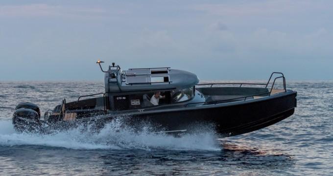 Location bateau Xo Boats XO 270 RS à Vannes sur Samboat