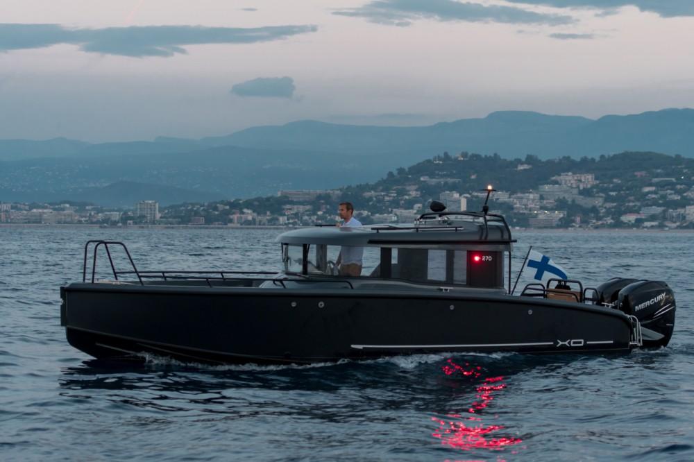 Location Bateau à moteur xo boats avec permis