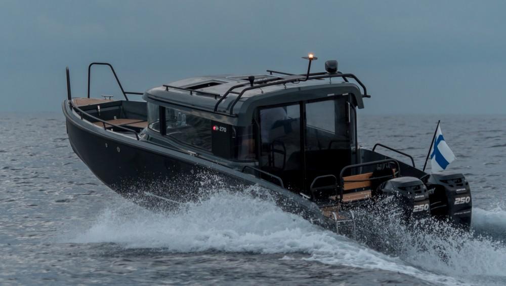 xo boats 270 rs entre particuliers et professionnel à Vannes