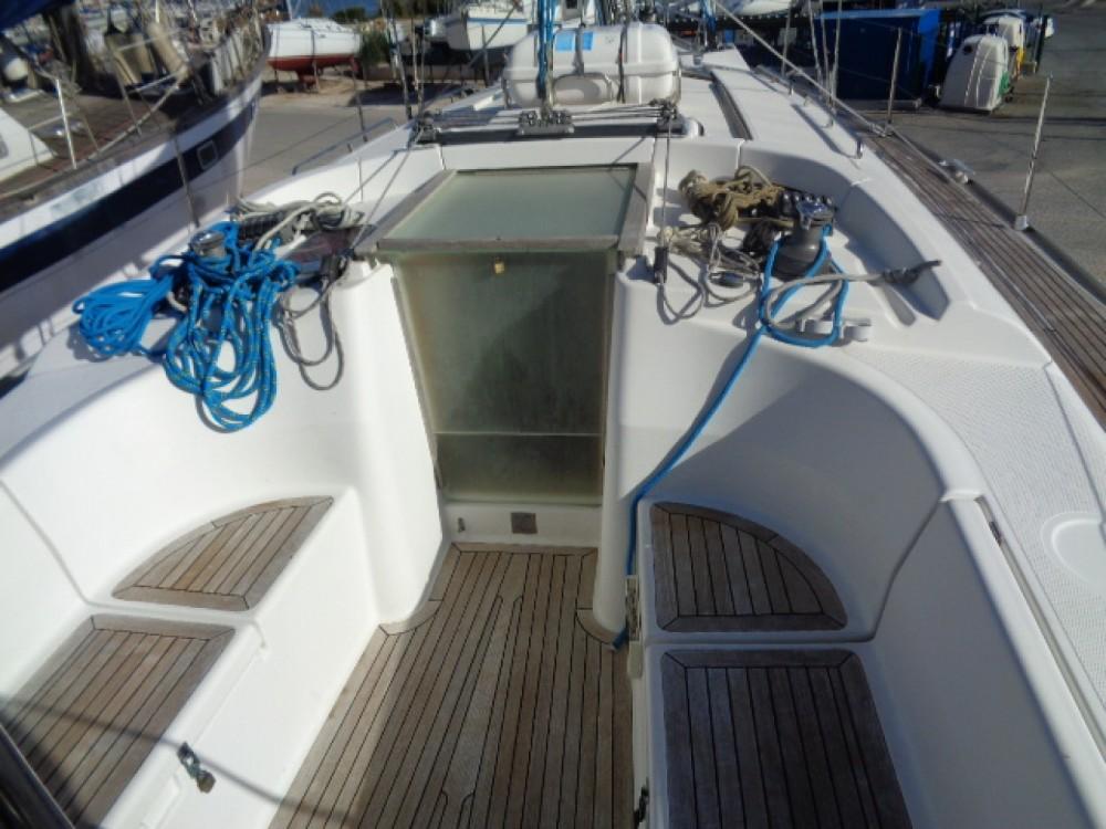 Location bateau Hanse Hanse 400 à Toulon sur Samboat