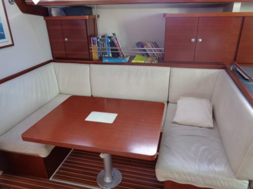 Location bateau Toulon pas cher Hanse 400