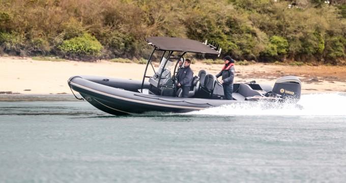 Louer Bateau à moteur avec ou sans skipper Rib à Arzon