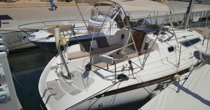 Location yacht à Ibiza (Ville) - Jeanneau Sun Odyssey 28.1 sur SamBoat