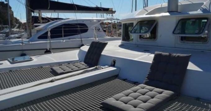 Catamaran à louer à Dénia au meilleur prix