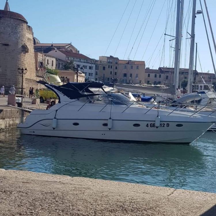 Location bateau Sardaigne pas cher Oyster 35