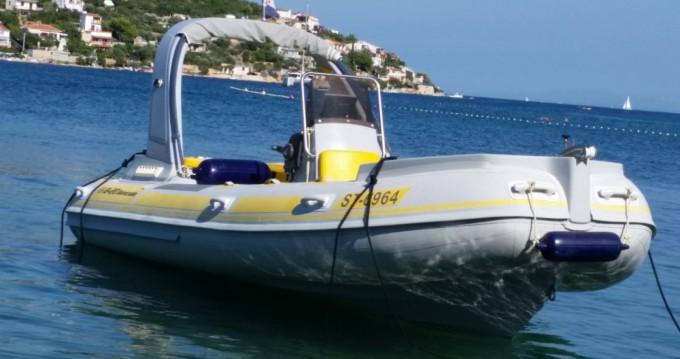 Inmark-Marine Baracuda 20 entre particuliers et professionnel à Trogir