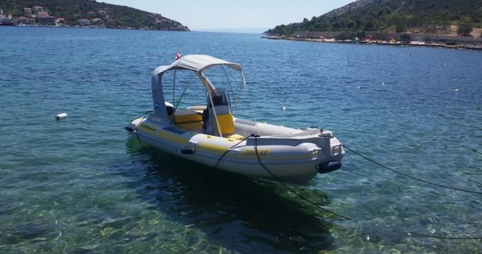 Location yacht à Trogir - Inmark-Marine Baracuda 20 sur SamBoat